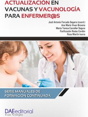 Actualización en vacunas y vacunología para enfermer@s 2018