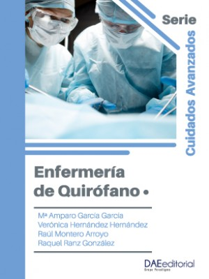 Enfermería de Quirófano Tomo I 2018
